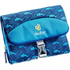 Deuter Wash Bag Organizer bagażu niebieski
